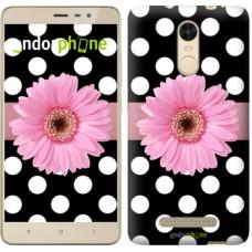 Чехол для Xiaomi Redmi Note 3 pro Горошек 2 2147c-335