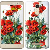 Чехол для Xiaomi Redmi Note 3 pro Маки 523c-335