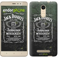 Чехол для Xiaomi Redmi Note 3 Whiskey Jack Daniels 822c-95
