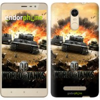 Чехол для Xiaomi Redmi Note 3 pro World of tanks v1 834c-335