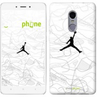 Чехол для Xiaomi Redmi Note 4 Air Jordan 3688u-352