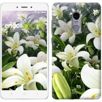 Чехол для Xiaomi Redmi Note 4 Белые лилии 2686u-352