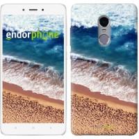 Чехол для Xiaomi Redmi Note 4 Берег моря 3041u-352