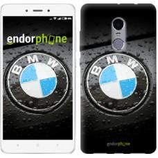 Чехол для Xiaomi Redmi Note 4 BMW 845u-352