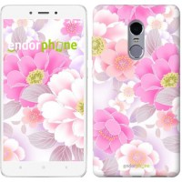 Чехол для Xiaomi Redmi Note 4 Цвет яблони 2225u-352
