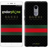 Чехол для Xiaomi Redmi Note 4 Gucci 1 451u-352
