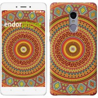 Чехол для Xiaomi Redmi Note 4 Индийский узор 2860u-352