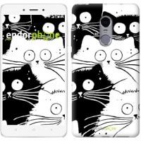 Чехол для Xiaomi Redmi Note 4 Коты v2 3565u-352