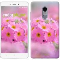 Чехол для Xiaomi Redmi Note 4 Розовая примула 508u-352