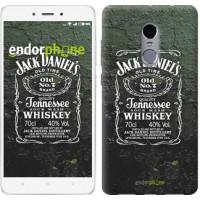 Чехол для Xiaomi Redmi Note 4 Whiskey Jack Daniels 822u-352