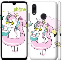 Чехол для Xiaomi Redmi Note 7 Crown Unicorn 4660m-1639