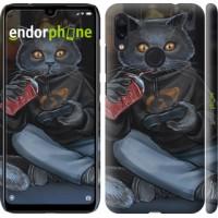 Чехол для Xiaomi Redmi Note 7 gamer cat 4140m-1639