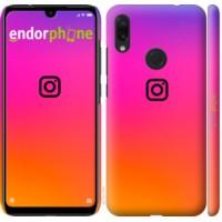 Чехол для Xiaomi Redmi Note 7 Instagram 4273m-1639