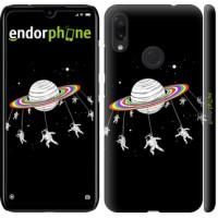 Чехол для Xiaomi Redmi Note 7 Лунная карусель 4136m-1639