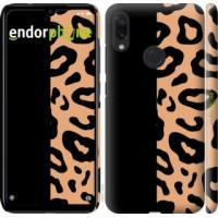 Чехол для Xiaomi Redmi Note 7 Пятна леопарда 4269m-1639