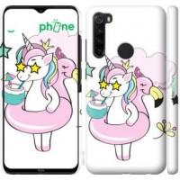 Чехол для Xiaomi Redmi Note 8 Crown Unicorn 4660m-1787