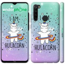 Чехол для Xiaomi Redmi Note 8 Im hulacorn 3976m-1787