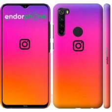 Чехол для Xiaomi Redmi Note 8 Instagram 4273m-1787