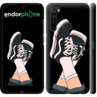 Чехол для Xiaomi Redmi Note 8 Кеды 4265m-1787
