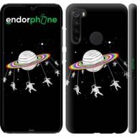 Чехол для Xiaomi Redmi Note 8 Лунная карусель 4136m-1787