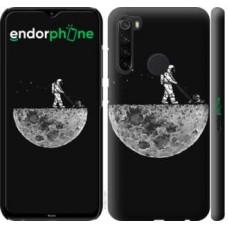 Чехол для Xiaomi Redmi Note 8 Moon in dark 4176m-1787