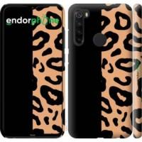 Чехол для Xiaomi Redmi Note 8 Пятна леопарда 4269m-1787