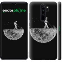 Чехол для Xiaomi Redmi Note 8 Pro Moon in dark 4176m-1783