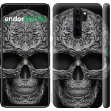 Чехол для Xiaomi Redmi Note 8 Pro skull-ornament 4101m-1783