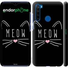 Чехол для Xiaomi Redmi Note 8T Kitty 3677m-1818