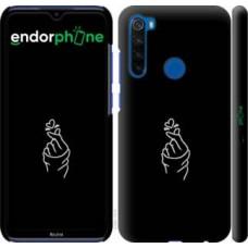Чехол для Xiaomi Redmi Note 8T Love You 4298m-1818