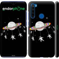 Чехол для Xiaomi Redmi Note 8T Лунная карусель 4136m-1818