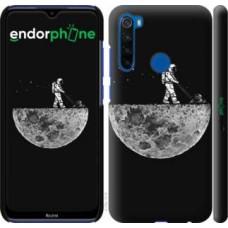 Чехол для Xiaomi Redmi Note 8T Moon in dark 4176m-1818