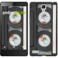 Чехол для Xiaomi Redmi Note Кассета 876u-111