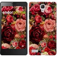 Чехол для Xiaomi Redmi Note Цветущие розы 2701u-111