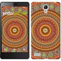 Чехол для Xiaomi Redmi Note Индийский узор 2860u-111