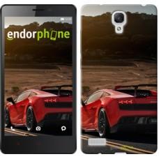 Чехол для Xiaomi Redmi Note Lamborghini v2 2948u-111