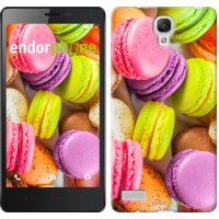 Чехол для Xiaomi Redmi Note Макаруны 2995u-111