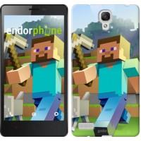 Чехол для Xiaomi Redmi Note Minecraft 4 2944u-111